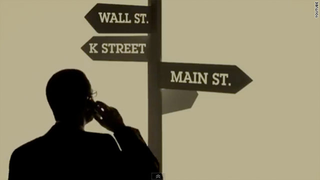 Perry ad paints Gingrich as 'K Street,' Romney as 'Wall Street'