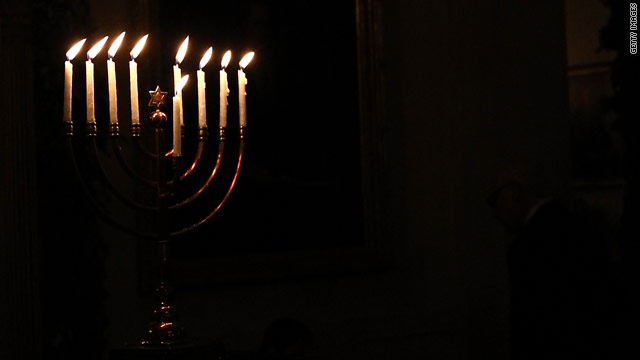 TIME: Why Hanukkah Is the Most Celebrated Jewish Holiday in America