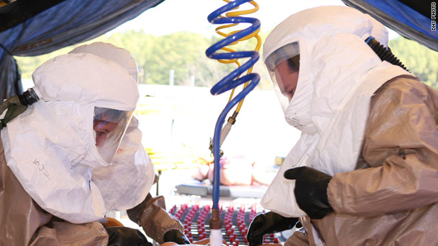Bioterror security at risk