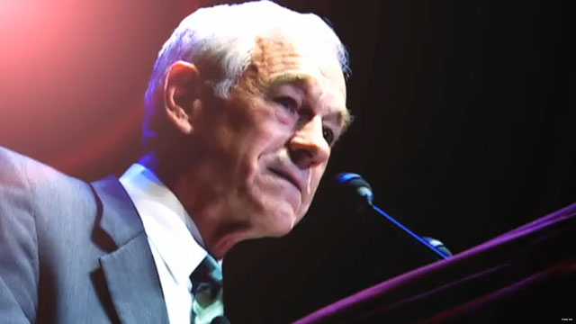 Ron Paul on tonight's show!