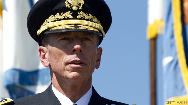 BLITZER'S BLOG: Petraeus' secret trip to Iraq