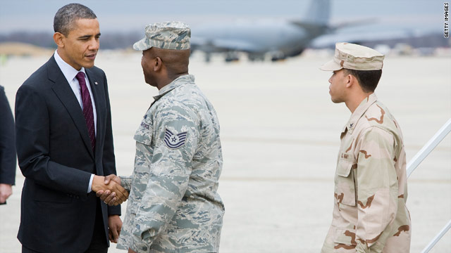 CNN Poll: Americans agree on bringing troops home from Iraq