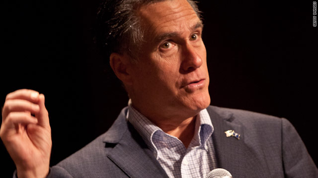 Romney defends negative ads