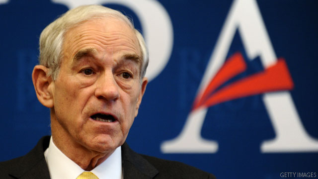 Ron Paul defensive over past newsletters