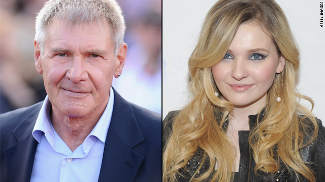 Harrison Ford, Abigail Breslin sign on for 'Ender's'