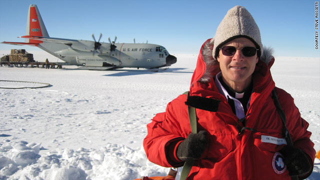My Faith: An unexpected Christmas at South Pole