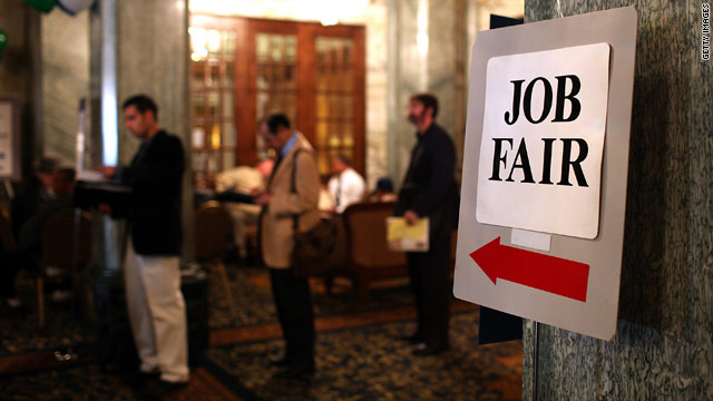 Jobless claims fall to lowest level since July