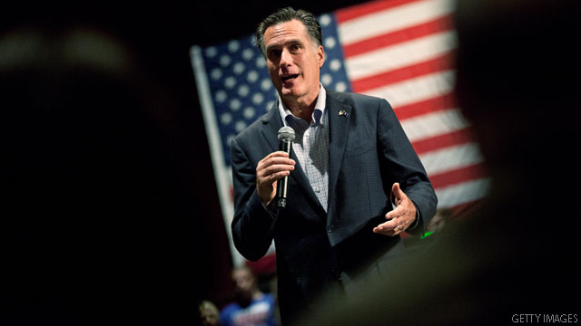 Romney refines comments about deporting Obama's uncle