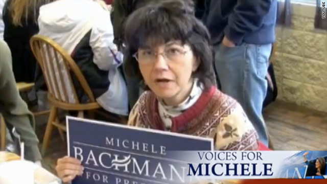 With caucus in sight, Bachmann hits Iowa airwaves
