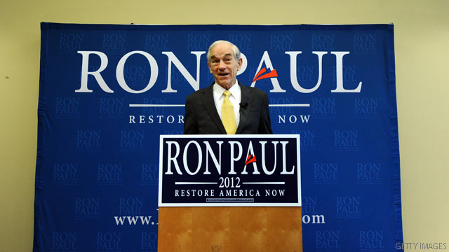 Paul criticizes Dems and GOP, elevates tea party, Occupy movement