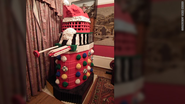 A very Lego Dalek Christmas