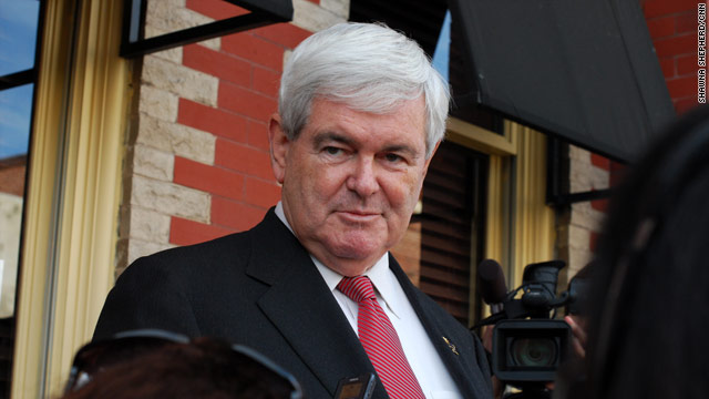 Gingrich fails to qualify for GOP primary ballot in Virginia