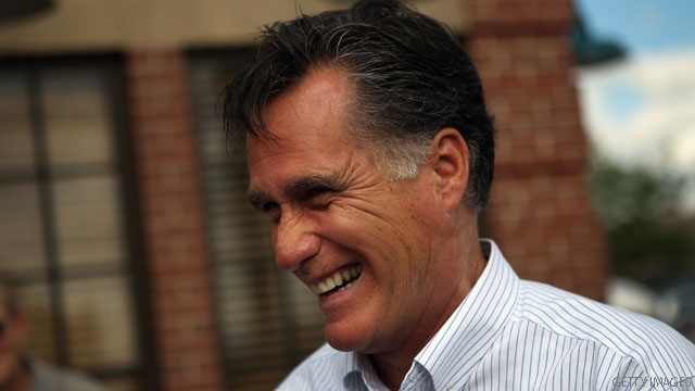 It's still Romney on top in NH