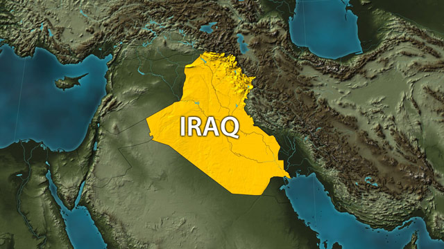 BLITZER'S BLOG: Iraq could break apart