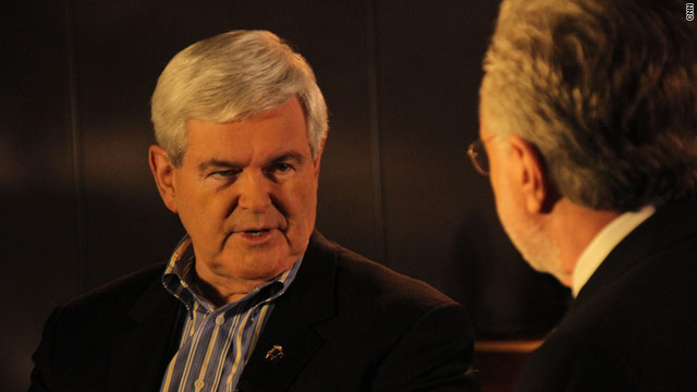 Gingrich: Romney should 'own' negative campaign