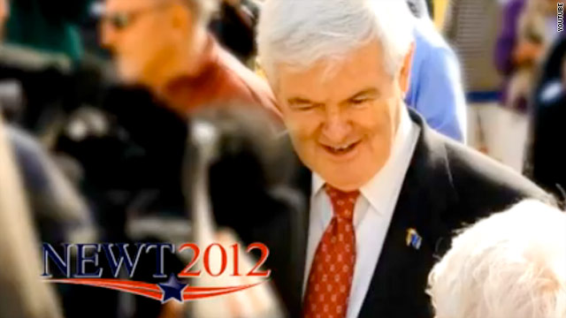 Two ads promoting Gingrich to hit Iowa TV
