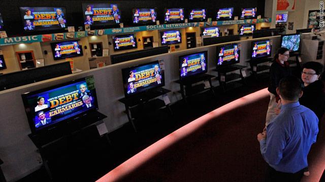 Candidates turn negative in multimillion dollar Iowa television ad blitz