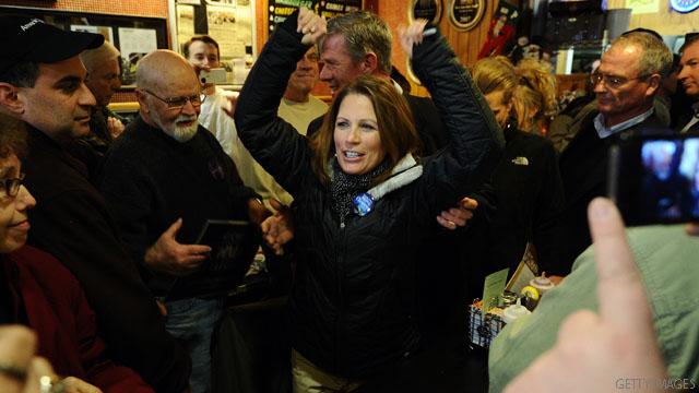 Iowa's campaign economy