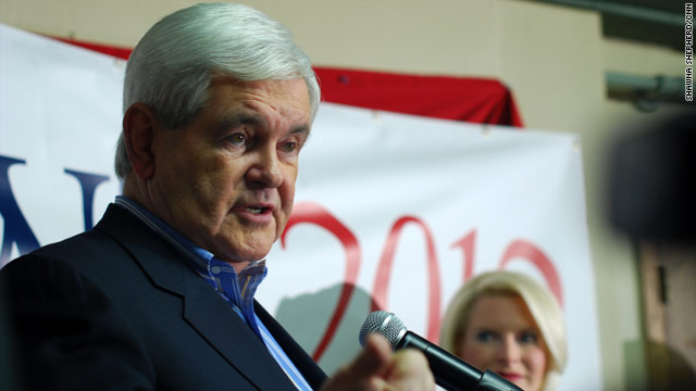 Gingrich intrigued by a Rice-Biden VP face-off