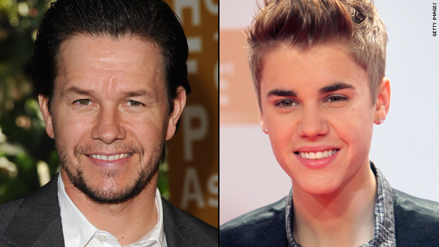 Wahlberg talks casting Bieber in basketball drama