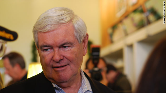 Gingrich: Campaign worker's signature fraud cost slot on Virginia ballot