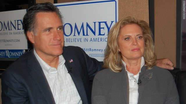 Romney: Why is Newt so angry?
