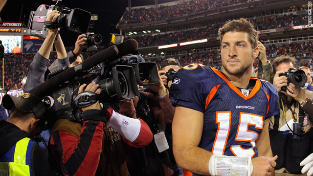 Bill Maher takes on Tim Tebow and feels the wrath