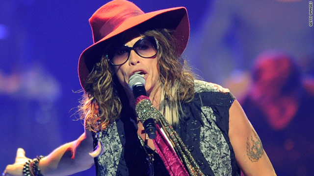 Has Steven Tyler proposed?