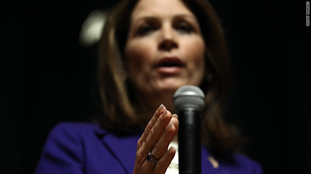 Bachmann, former ally bicker after campaign switch