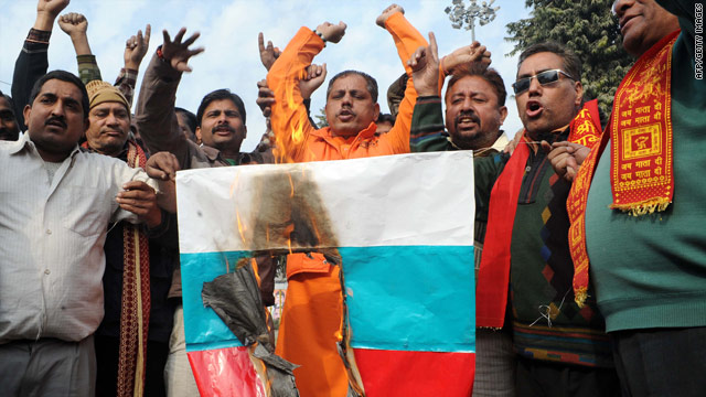 Russian court rejects petition to ban Hindu scripture