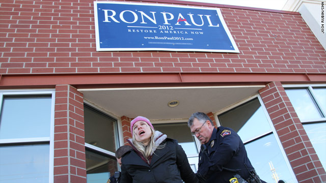 Occupy vs. Ron Paul