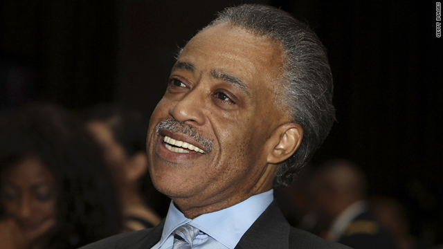 Engage: Though doubters persist, Sharpton remains on prime time