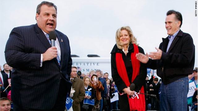 Wise-guy Christie: I'll 'be back Jersey-style'
