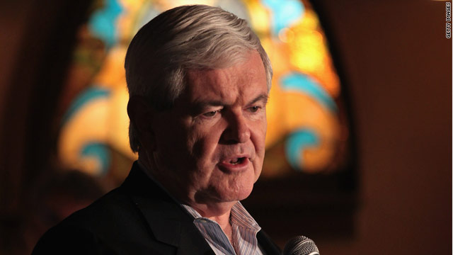 Gingrich considers paid Freddie Mac ad