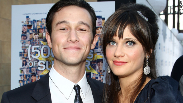 Zooey Deschanel and Joseph Gordon-Levitt duet