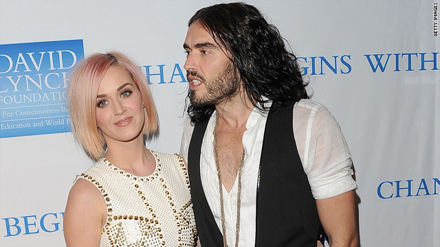 Russell Brand, Katy Perry end marriage