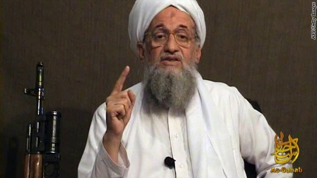 Zawahiri messages underline al Qaeda's focus on Syria