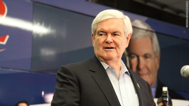 Gingrich's 'great experiment'
