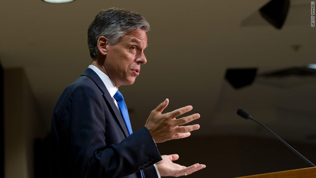 Huntsman adviser calls for aggressive South Carolina push