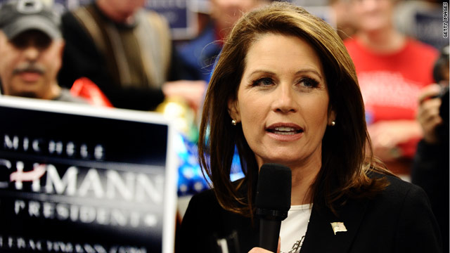 Bachmann: Polls not a good measure of support