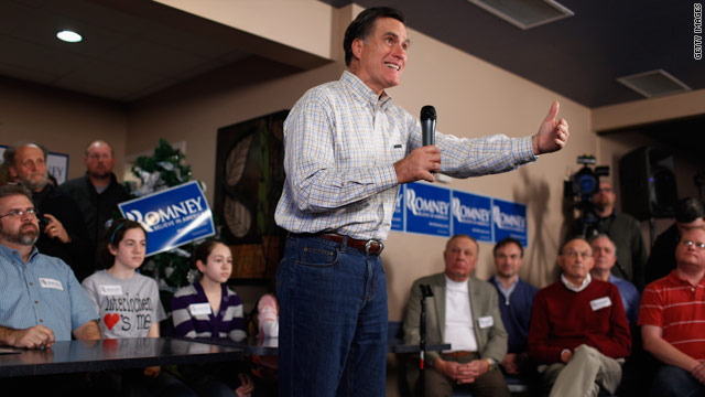 Romney lands another Iowa newspaper endorsement