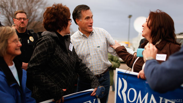 Poll: Romney remains way ahead in New Hampshire