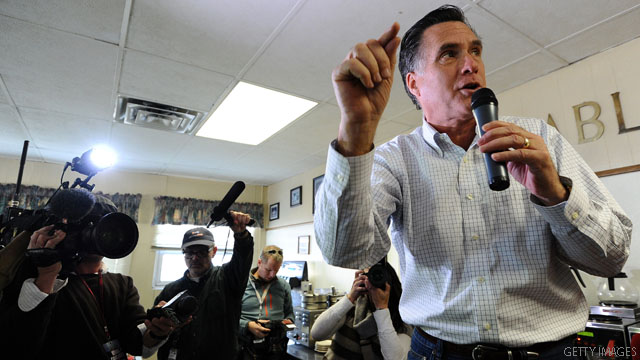 Romney ahead in Ohio; neck and neck with Obama in match-up
