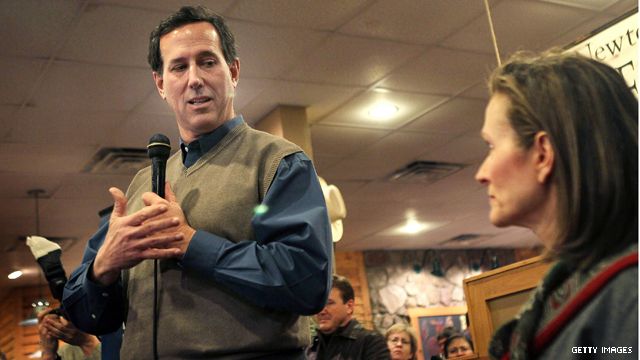 Fox commentator apologizes for 'hurtful' remark on death of Santorum's son