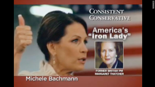 Bachmann headed to funeral for 'Iron Lady'