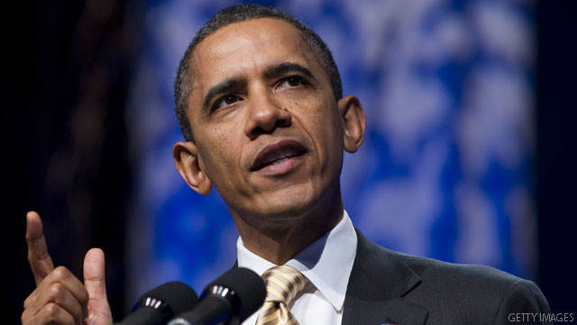 Obama talks housing market in weekly address