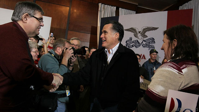 CNN Iowa Insiders Survey: Two out of three think Romney will win