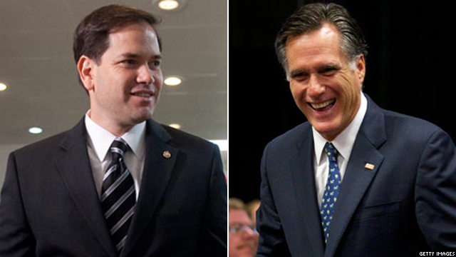 Dem Chair: Romney-Rubio ticket would be &#039;extreme&#039;