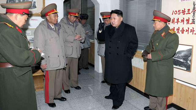 What is going on inside North Korea?