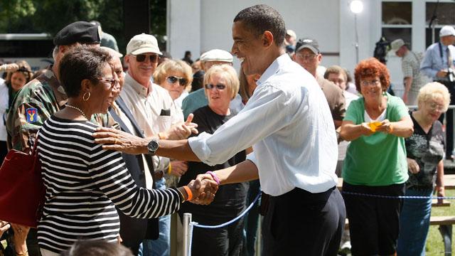 Obama readies Iowa teleconference